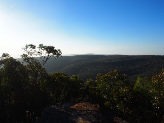 Cocoparra National Park: Views from Mt.Bingar