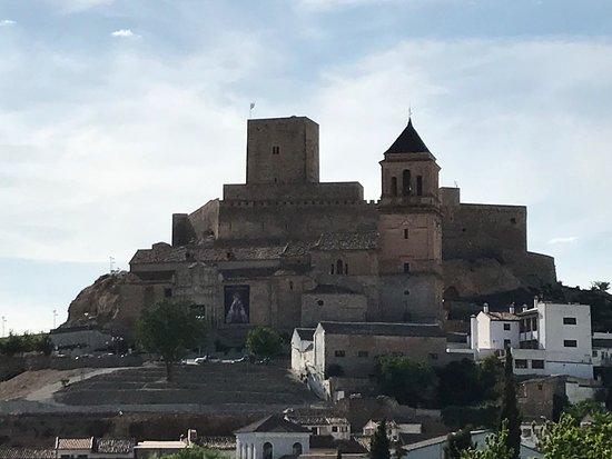 Alcaudete, Espagne : aus dem Stadtzentrum
