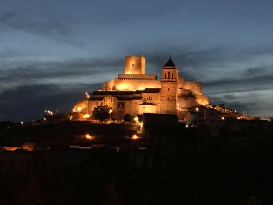 Alcaudete, Espagne : nachts