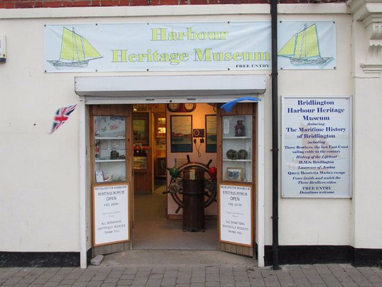 ‪Bridlington Harbour Museum‬