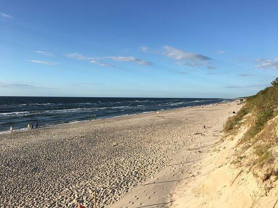 Plaża Międzywodzie