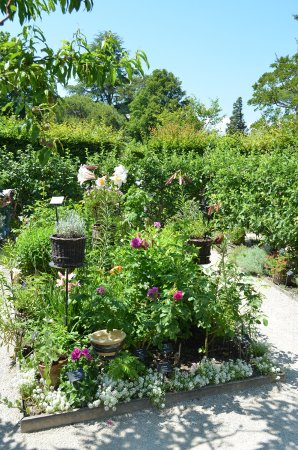 Yvoire, Frankrig: Balade dans les jardins