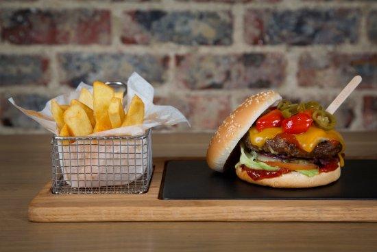Berea, Zuid-Afrika: Firehouse Burger