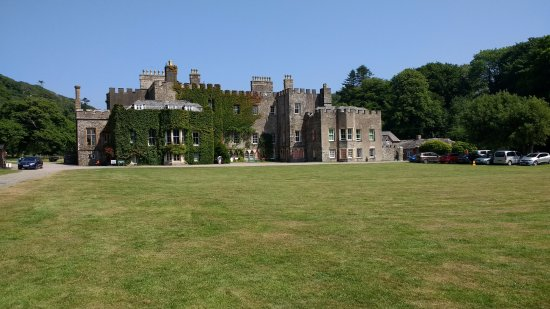 Hartland Abbey & Gardens: The Abbey
