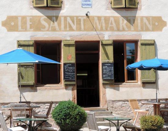 Restaurant Le Saint Martin Chapaize