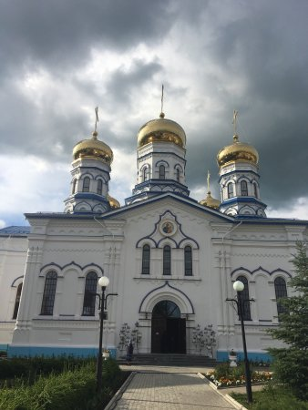 Tikhvin Holy Monastery