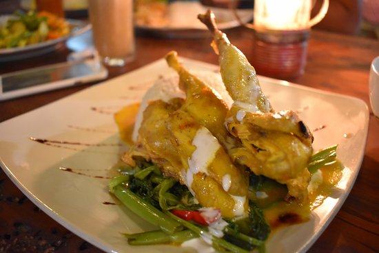 Warung Bule : Ayam Taliwang