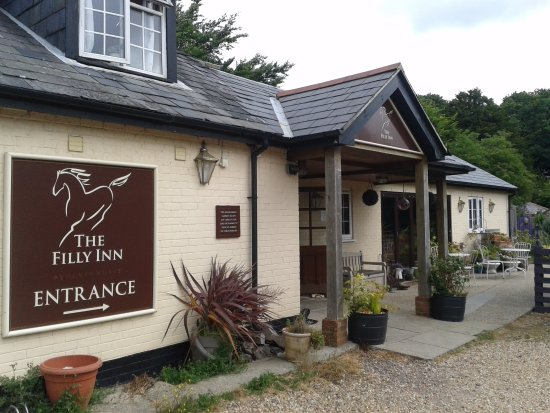The filly inn updated 2018 b b reviews brockenhurst - Hotels in brockenhurst with swimming pools ...