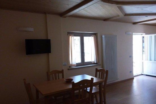 Soggiorno - Appartamento con Vista Montagna - Foto di Hotel Meublè ...