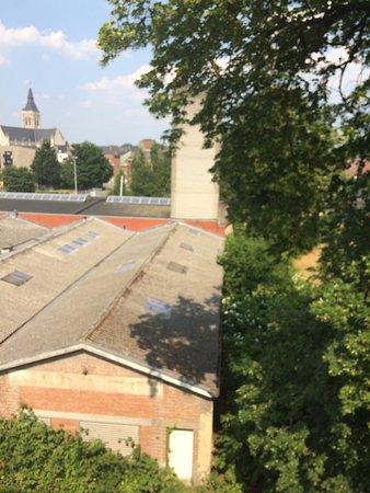 Вилворде, Бельгия: area around hotel