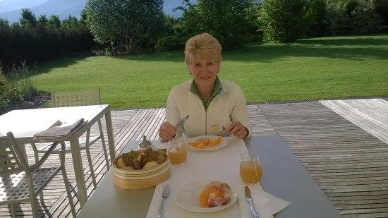 Caldonazzo, Italia: Ontbijt