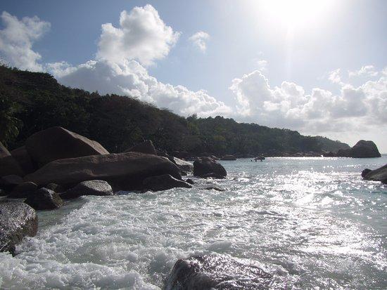 Isla Praslin, Seychelles: Anse Lazio