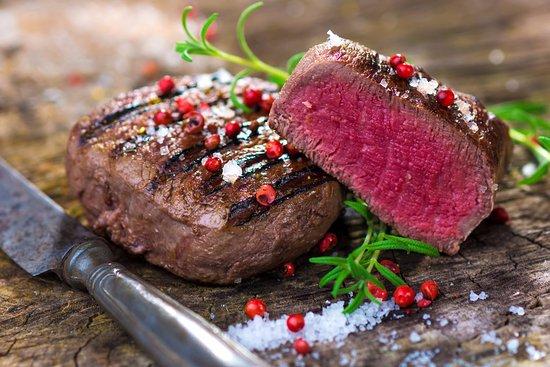 Herentals, Belgio: steakske