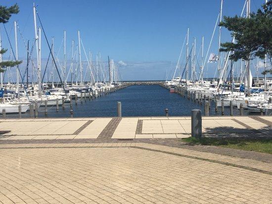 Bild von yachthafenresidenz hohe d ne for Warnemunde silvester