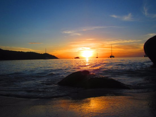 Νήσος Πράσλιν, Σεϋχέλλες: Anse Lazio