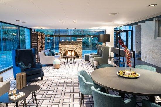 Vaals, Holandia: Lounge