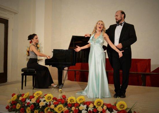 Italian Opera in Siena
