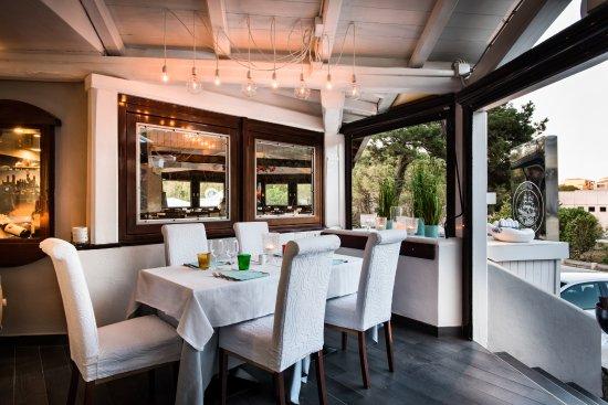 Ristorante Clipper: Best Table !!
