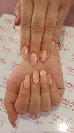 Gel Nails 3d Acrylic Nail Design Excellent Picture Of Beauty