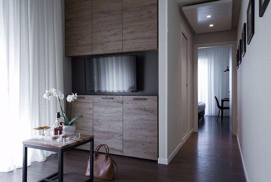 Rio Suite Soggiorno - Foto di Litoraneo Suite Hotel, Rimini ...