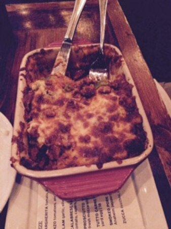 Domenica's Lasagna