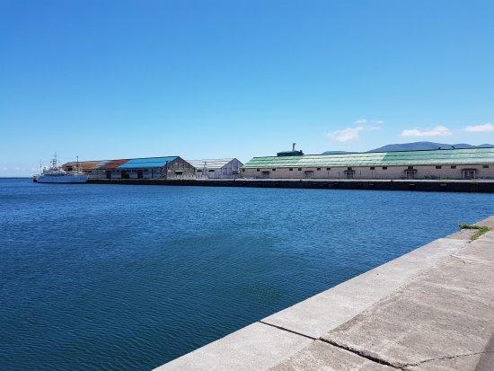 Otaru Wharf