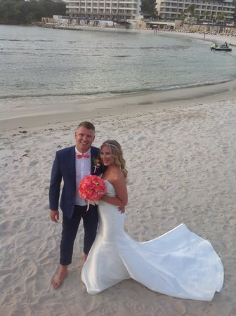 Royalton Saint Lucia: Wedding