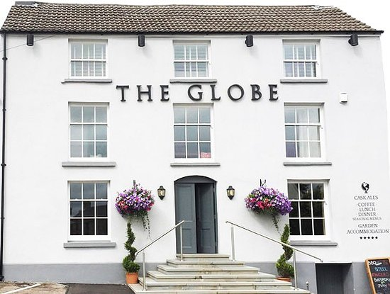 Forest of Dean, UK: The Globe Inn Alvington