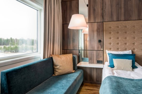 Quality Airport Hotel Gardermoen: Delicate scandinavian design an all available rooms