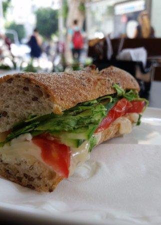 Gouda Sandwich
