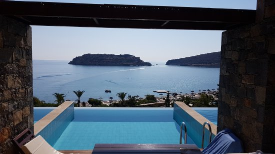 Blue Palace, a Luxury Collection Resort & Spa, Crete: 20170624_092353_large.jpg