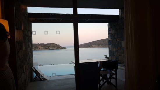 Blue Palace, a Luxury Collection Resort & Spa, Crete: 20170623_201930_large.jpg