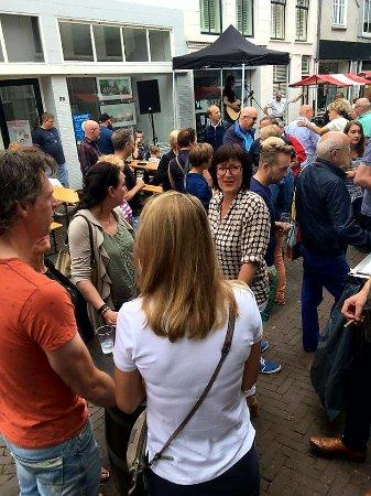 Schiedam, Нидерланды: Wijning Wijn & Beleving