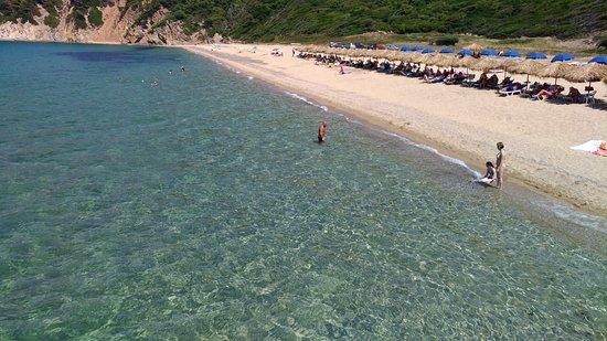 Megalos Aselinos Beach: Aselinos