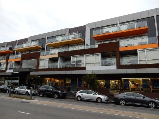 External View Picture Of Apartments Ink St Kilda Tripadvisor