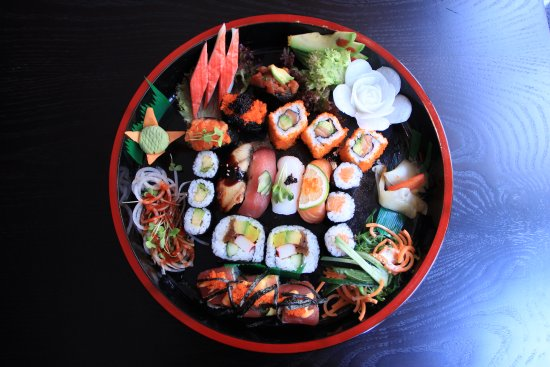 Offenbach, Germany: Sushi Variation
