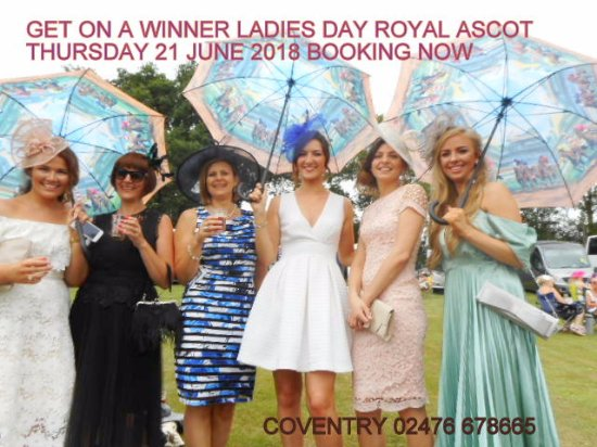 High Wycombe, UK: Royal Ascot Ladies day 22 June 2017