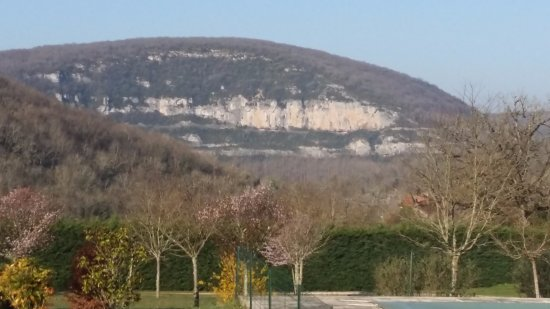 Brengues, Francja: View from terrace