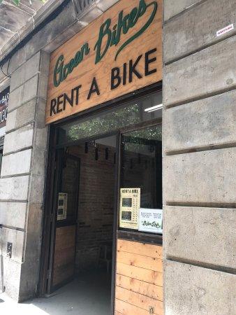 Green Bikes Barcelona : photo0.jpg
