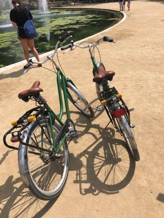 Green Bikes Barcelona : photo1.jpg