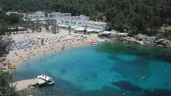 Hotel Ole Galeon Ibiza Foto 2 Strand