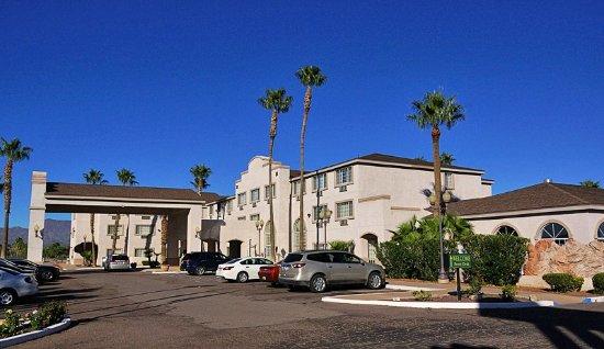 Safford, AZ: Eingangsbereich