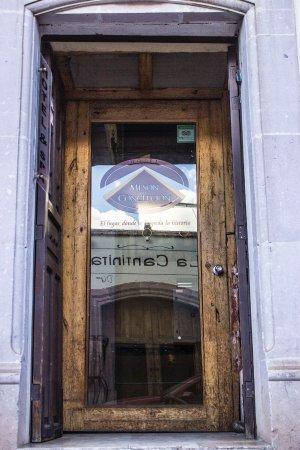 hotel meson de la concepcion puerta principal