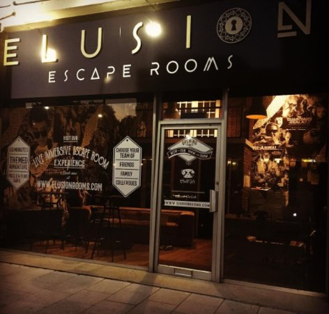 Elusion Rooms