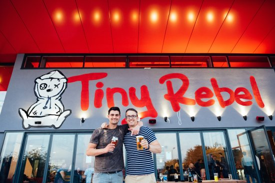 ‪Tiny Rebel‬