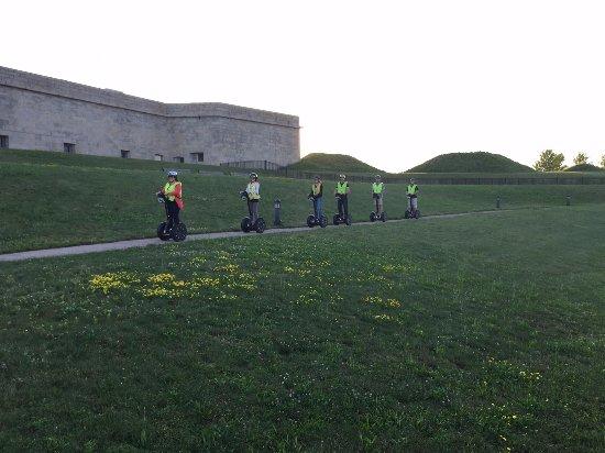 Fort Trumbull, New London CT