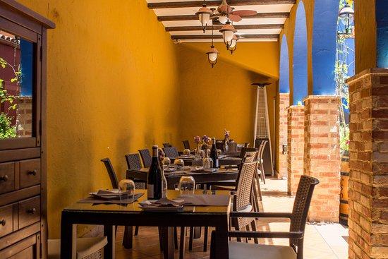 Elda, Ισπανία: porche