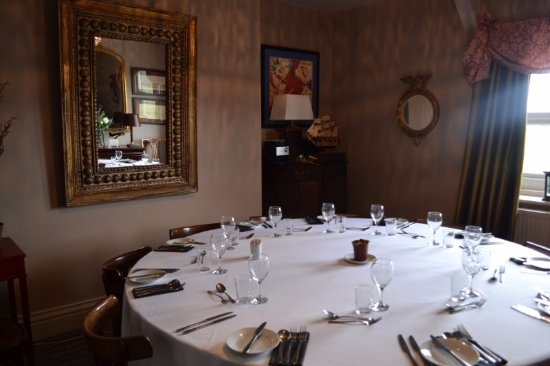 Private Dining Rooms Picture Of The Three Horseshoes Durham