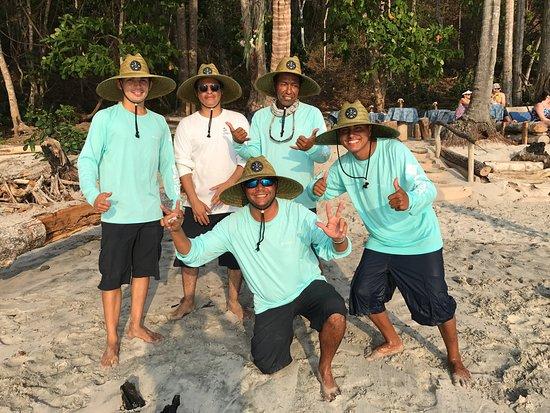 Herradura, Costa Rica: The best experience in Costa Rica, gray combination of activities at Playa Fantasía