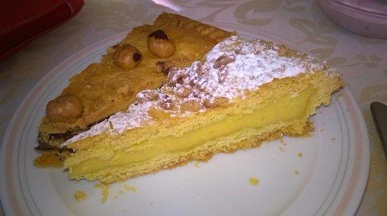 Hotel Hamilton: le mie torte preferite :Torta alla Nutella e torta della nonna...slurp